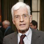 Fascismehistorikeren professor emeritus Robert O. Paxton