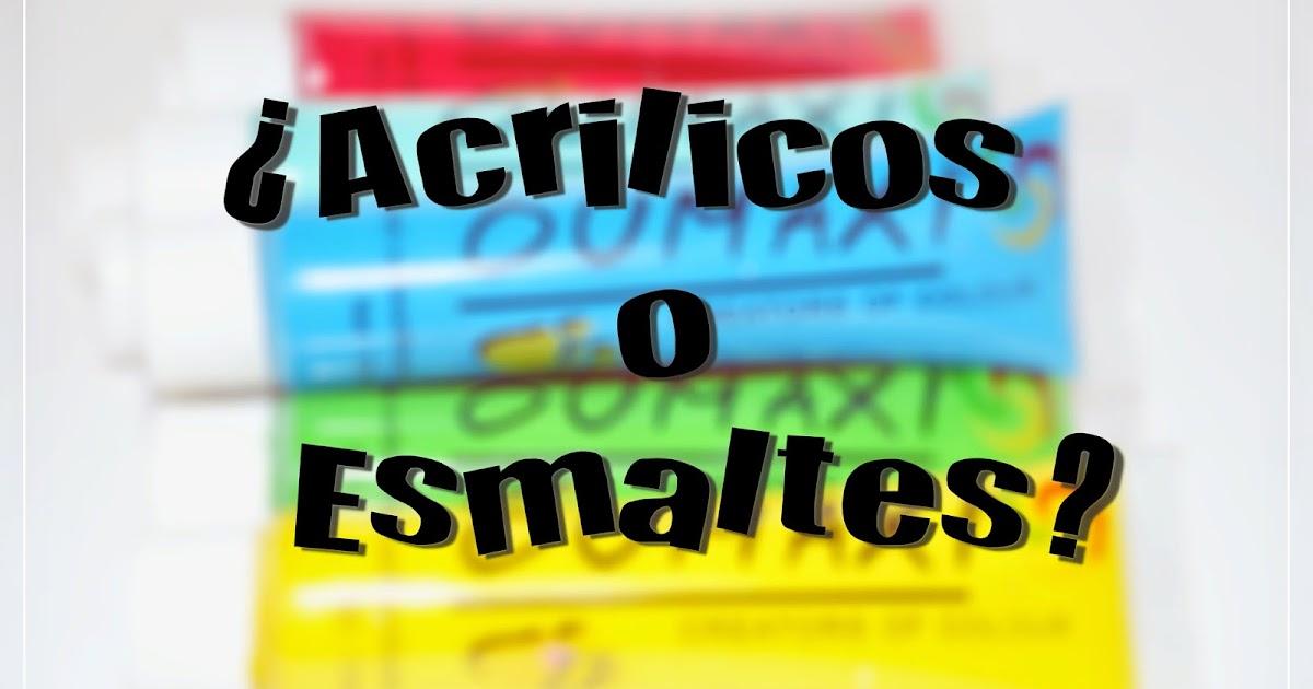 Acrilicos o Esmaltes ? - Dudas y Preguntas Uñiles #1 ~ LovingCosmetic