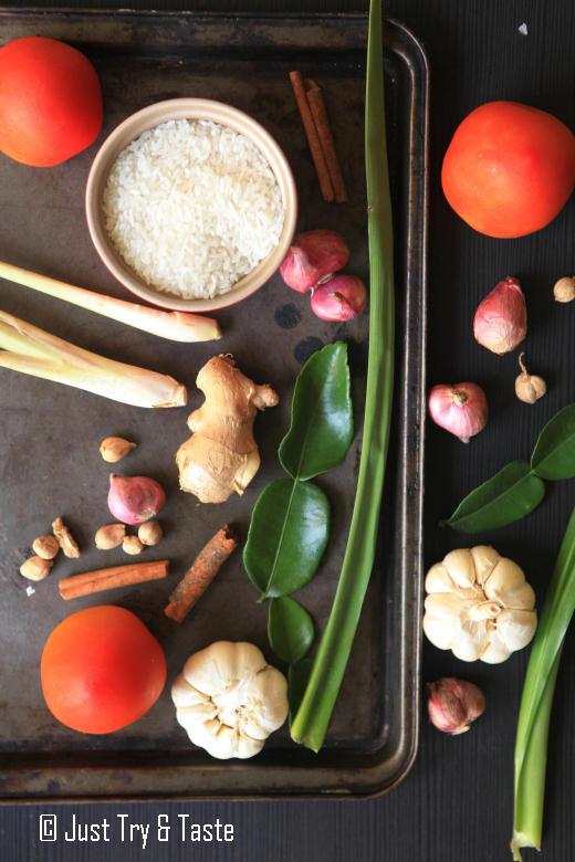 Resep nasi tomato yang sedap dan mudah dibuat