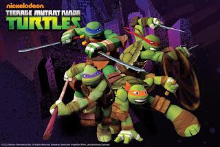 Imagenes de Tortugas Ninja