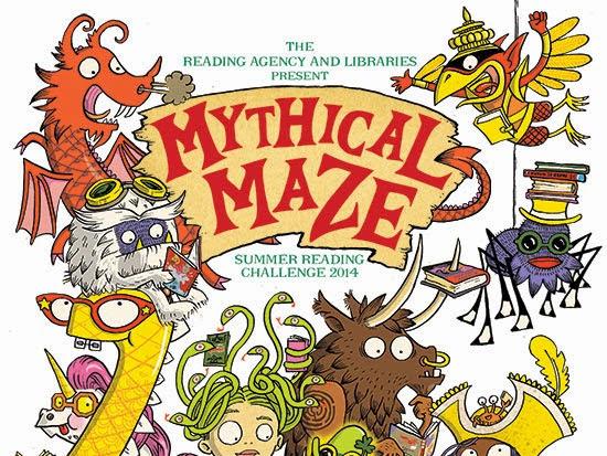 Mythical Maze Summer Challenge