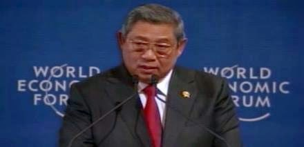 Hosting World Economic Forum 'vote of confidence' for Philippines - Yudhoyono