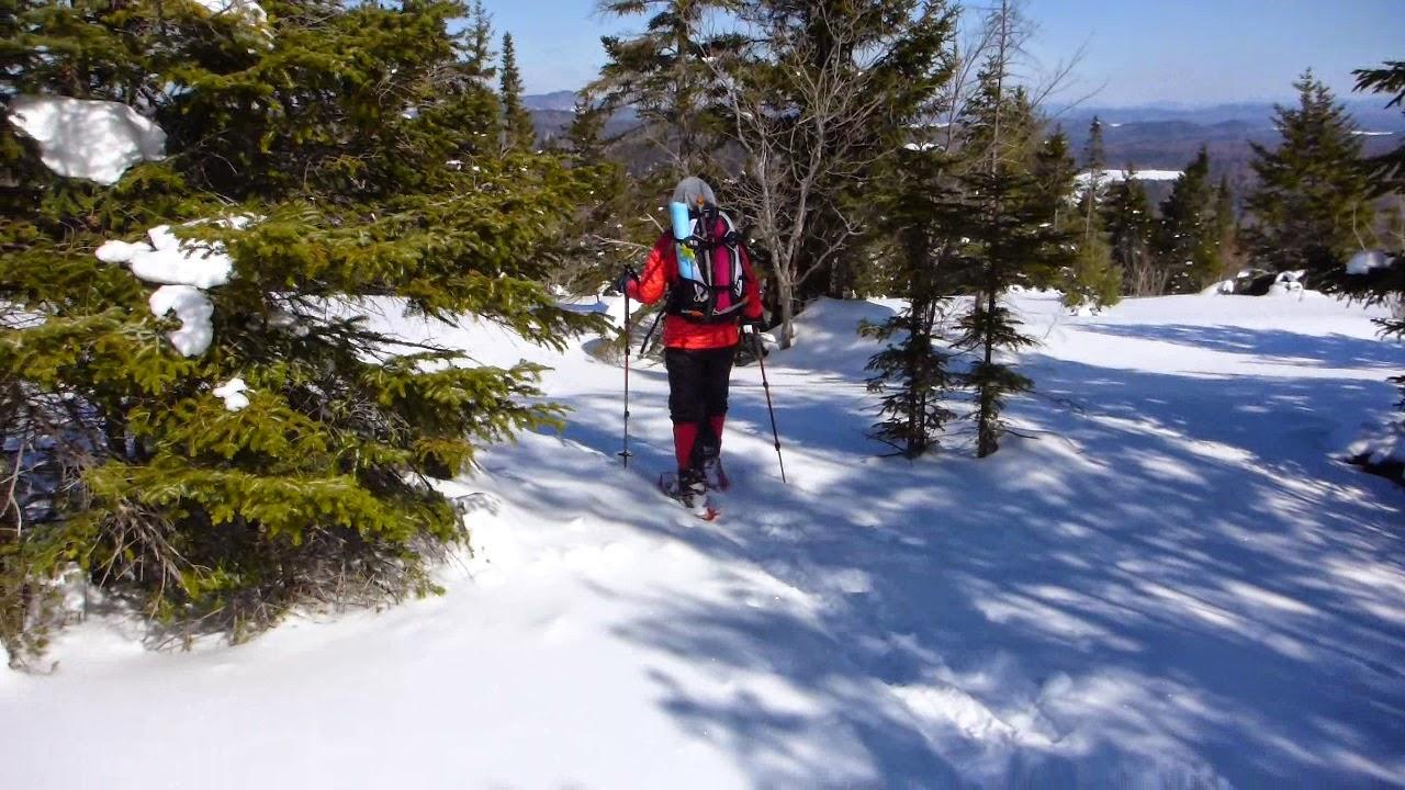 Hiking New York Adirondacks