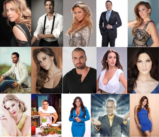 10- Celebridades de 'Latin Iconos' Brillan en 'Premios Tu Mundo'