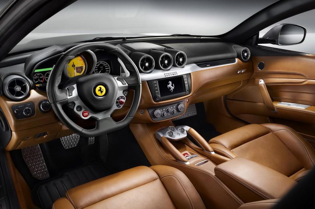 Car Barn Sport: Ferrari FF (2012)