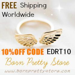Получи скидку 10% на Bornprettystore с кодом EDRT10