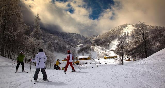 أجمل الأماكن لقضاء افضل عطلة شتوية في تركيا