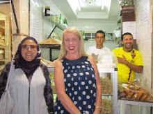 The bakers, the translator and a grateful customer