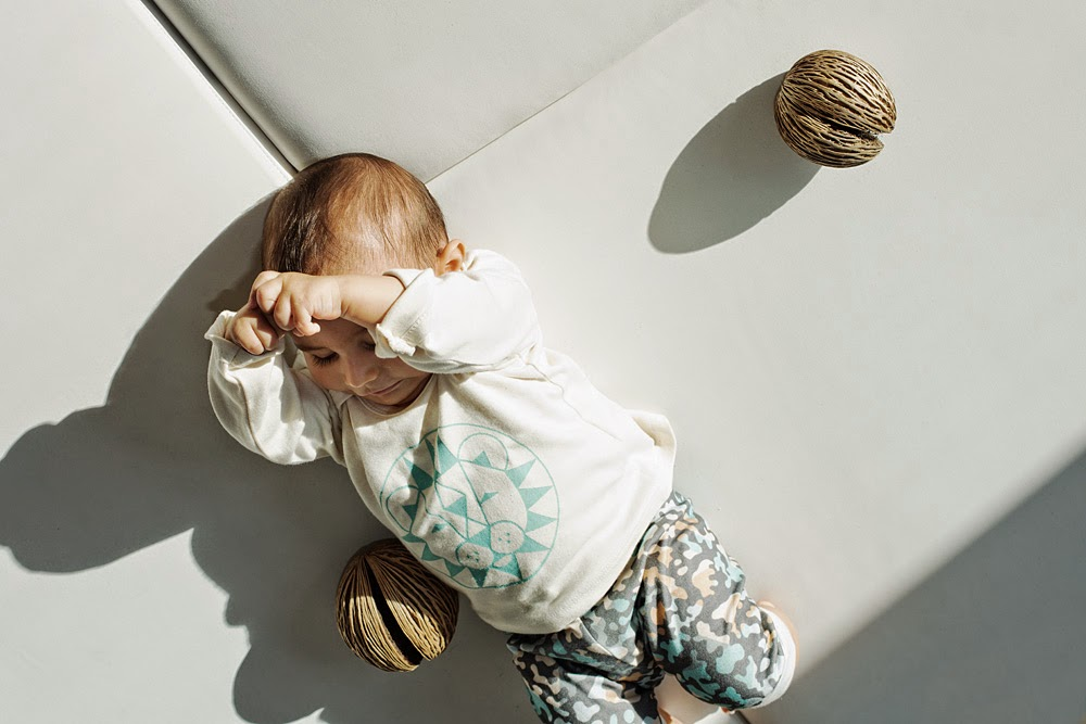 Quirky baby clothes by German lifestyle brand Anny Who