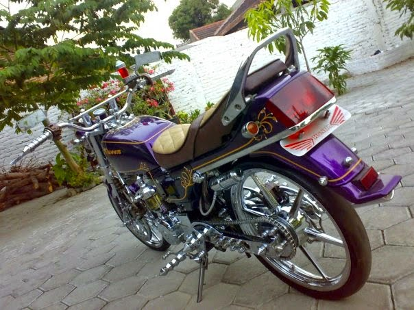 modifikasi gl pro black engine