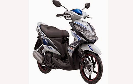New Yamaha Xeon RC