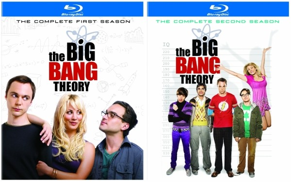 Big Bang Theory Season 1