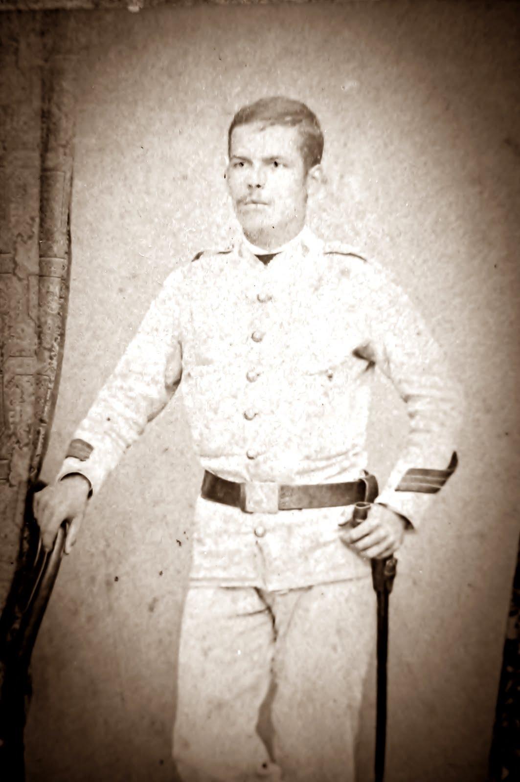 Sargento Ricardo López Fernández