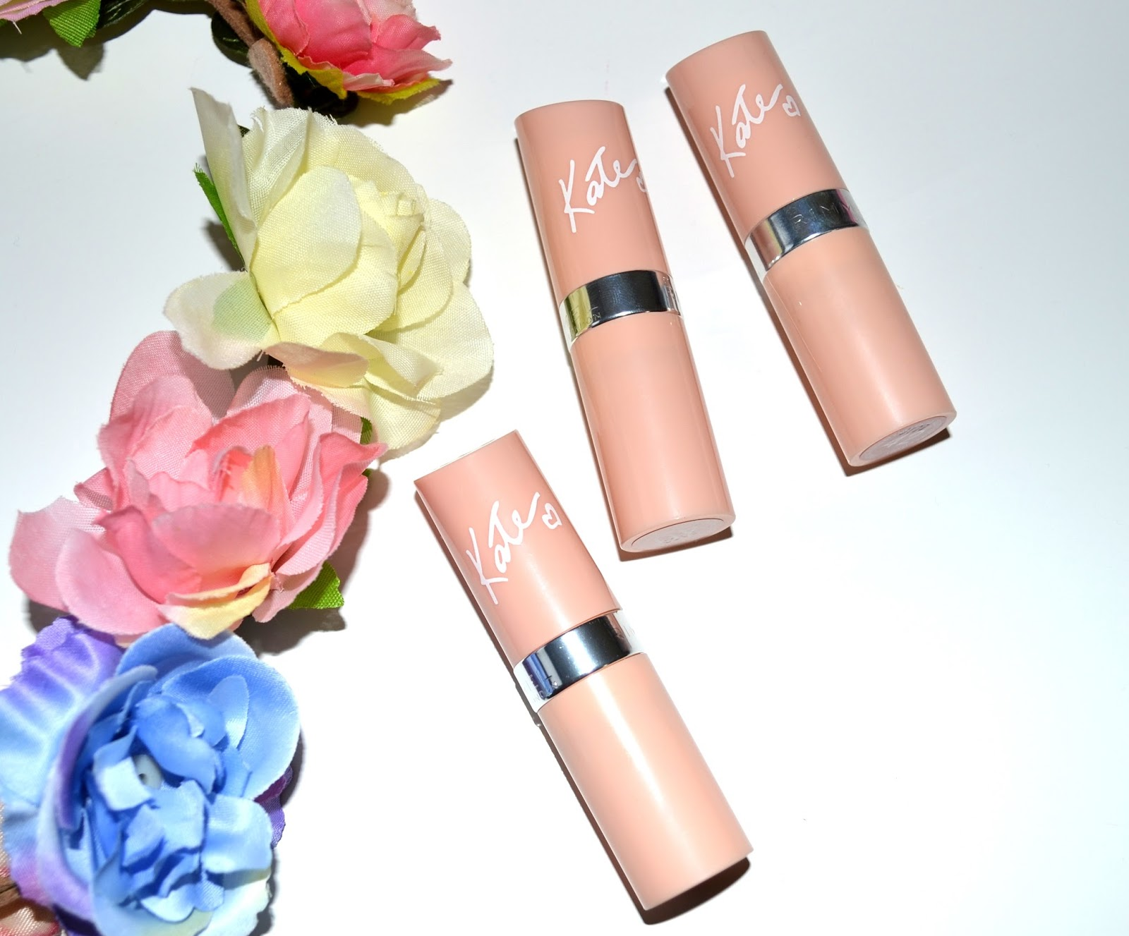 Rimmel Lasting Finish Lipstick Nude Duo from Simply Be