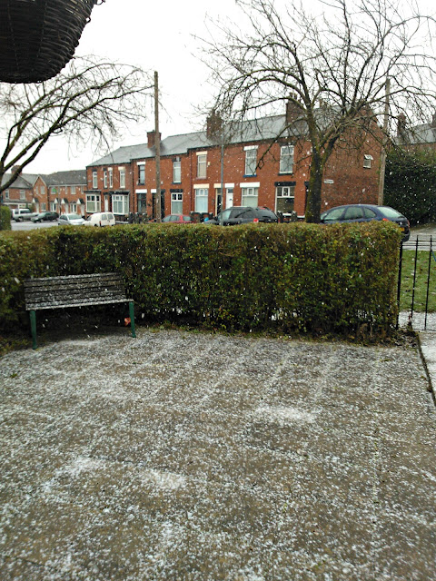 Snow Farnworth Weather