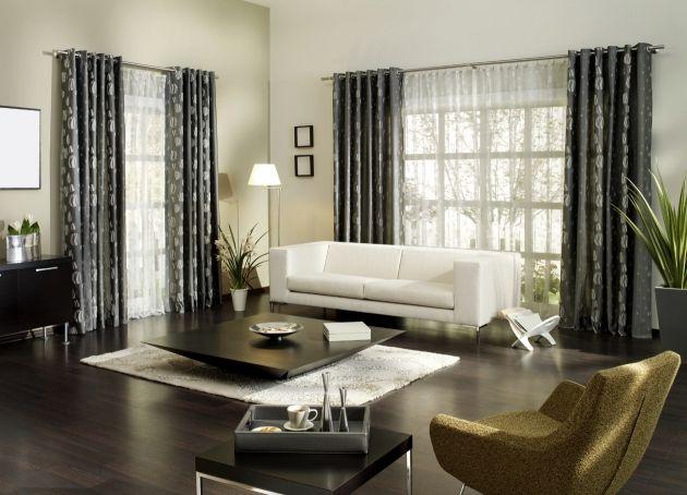 Mi casa mi hogar cortinas para salas grandes 2013 - Decoracion en casa ...