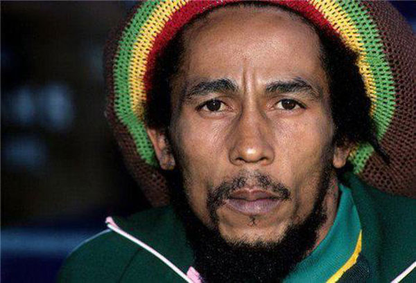 Bob Marley maconha