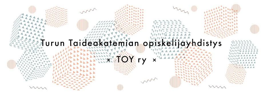 Turun Taideakatemian opiskelijayhdistys TOY ry
