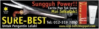 PRODUK  UNTUK  PENGANTIN LELAKI
