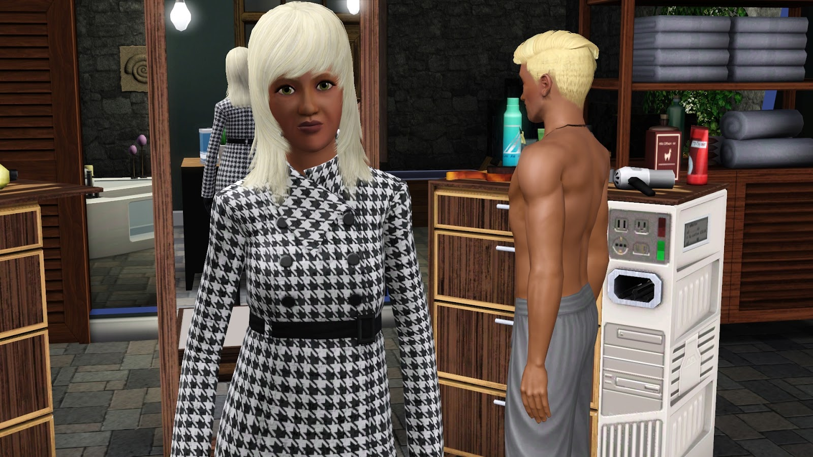 sims 3 how to change lifetime wish