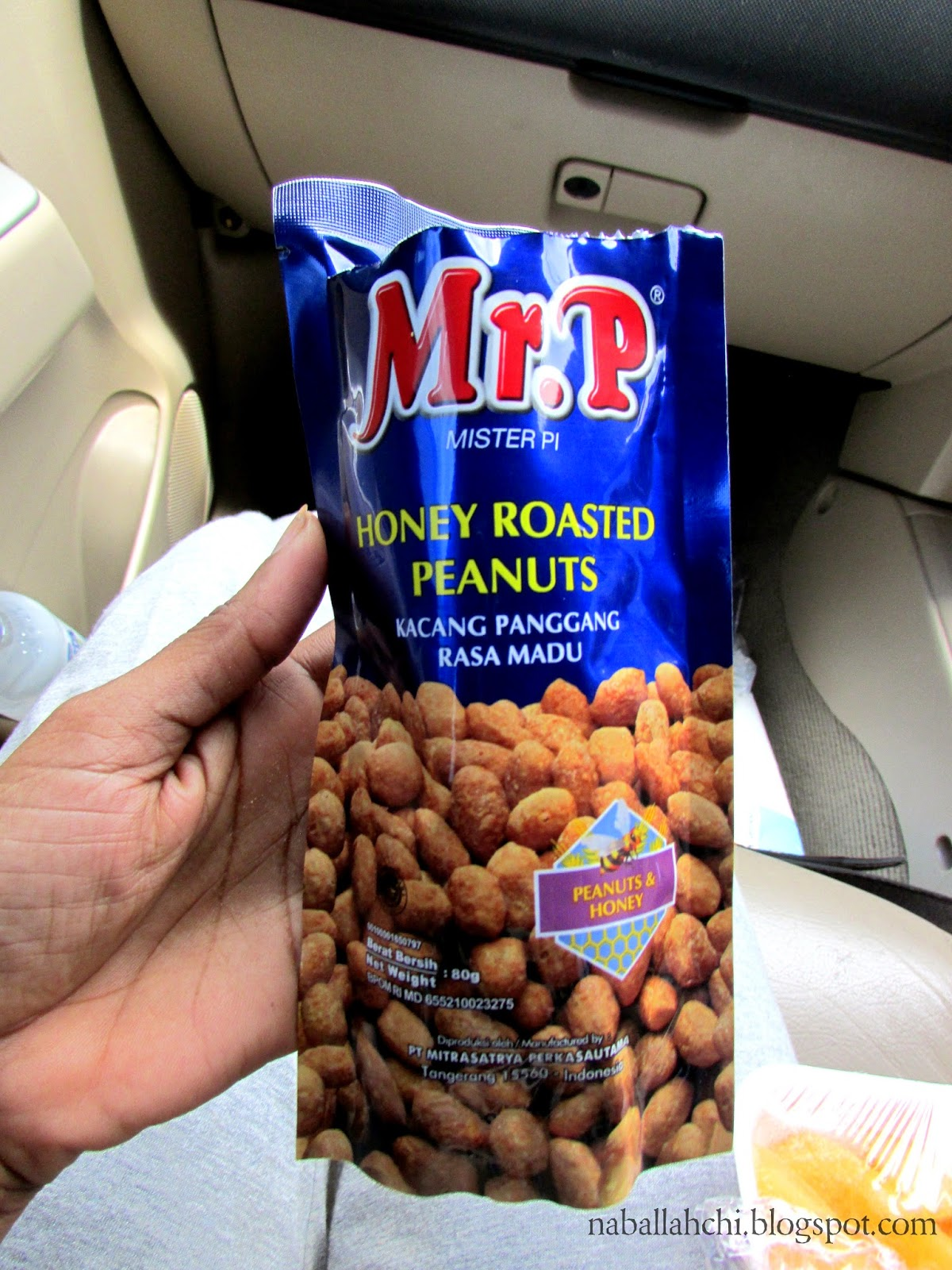 The best peanuts I ve ever had