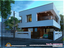 Modern Homes with Balcony Designs
