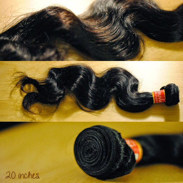 Ali Moda Hair Products Peruvian Body Wave