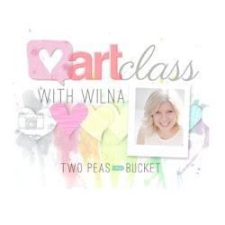 Wilna's Art Class