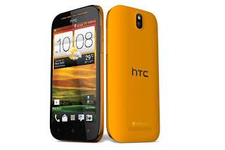 Spesifikasi dan Harga HTC - Desire SV Terbaru