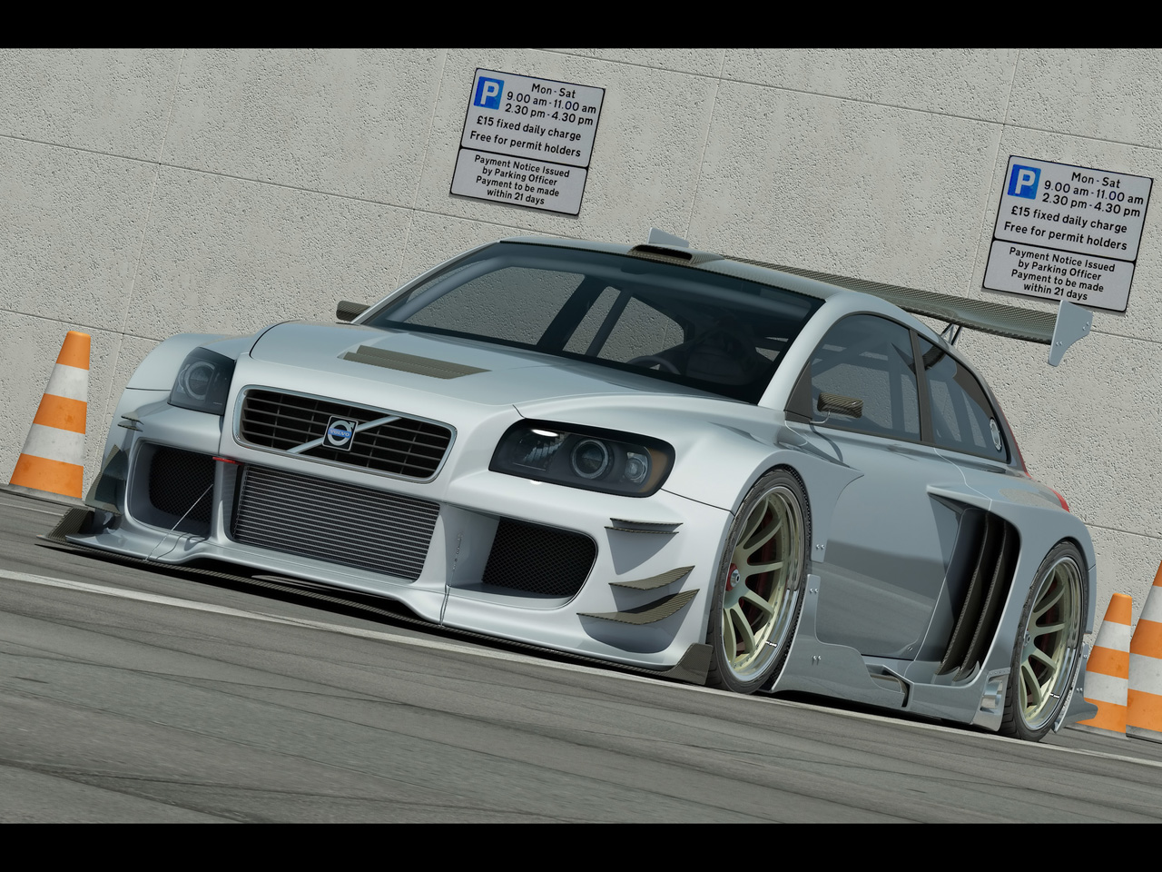 budi car pictures volvo racing