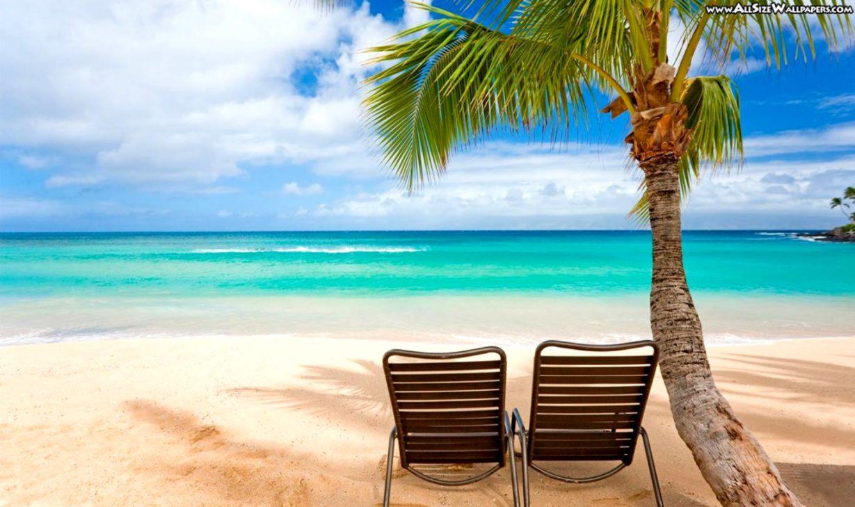 backgrounds desktop Free beach