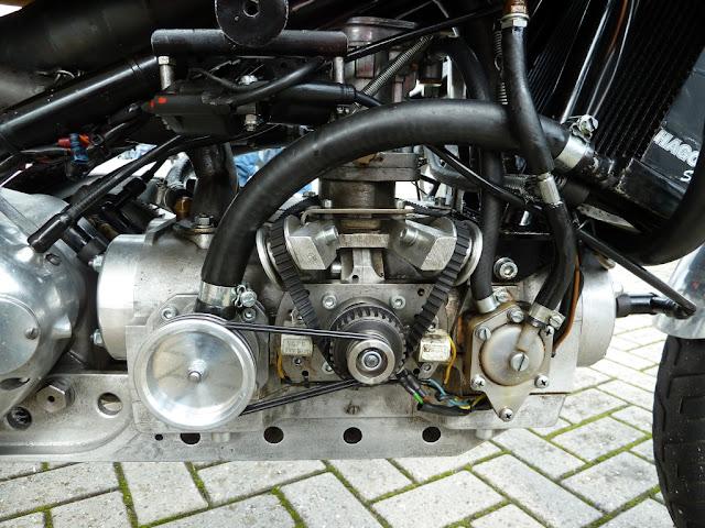 Konig 500 Engine Motorbike