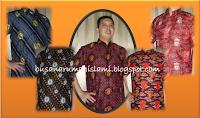 Model Batik Motif Bola Trend 2012 Termurah