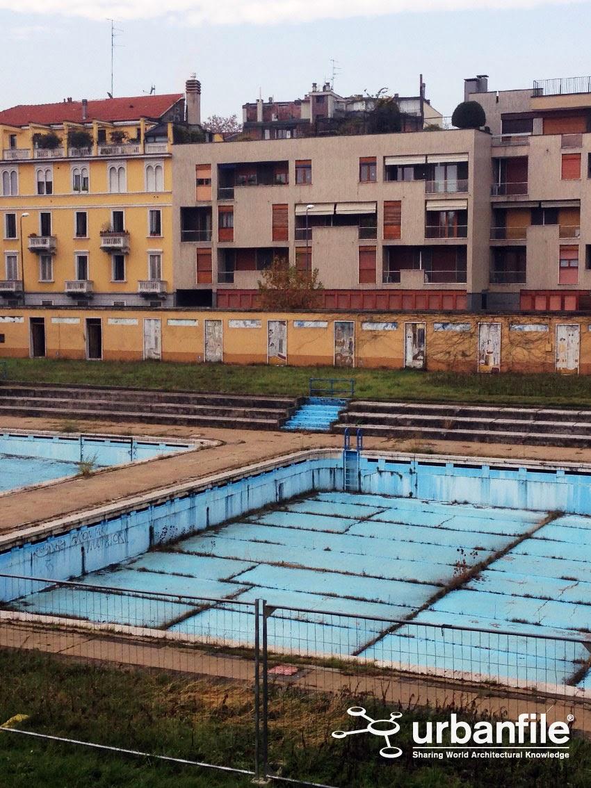 Milano zona porta romana vi ricordate che c una - Piscina porta romana milano ...