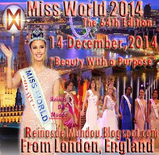 Disfruta Nuestra Cobertura de Miss World 2014, Haciendo Click en la Imagen
