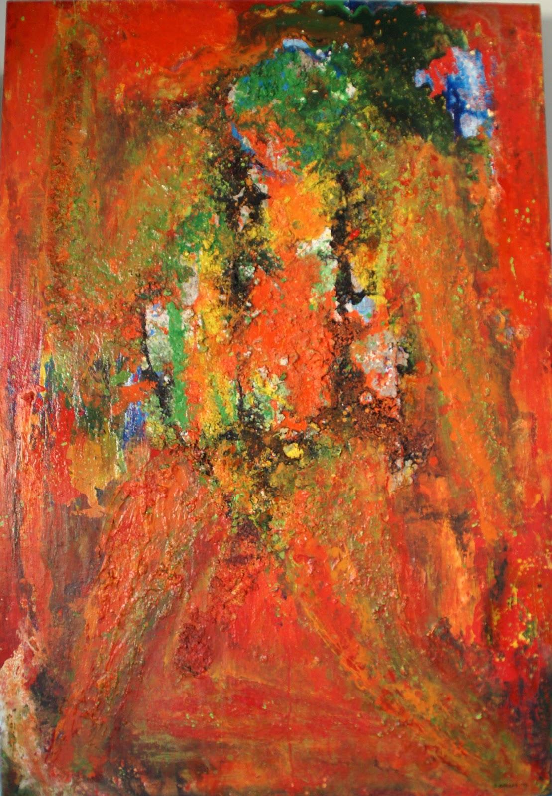 Jacques darras peintre expressionniste et art brut mars for Artiste peintre arras