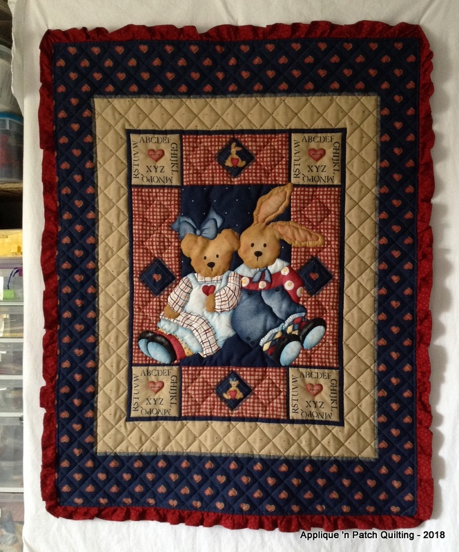 Deanna's Grandson's Quilt