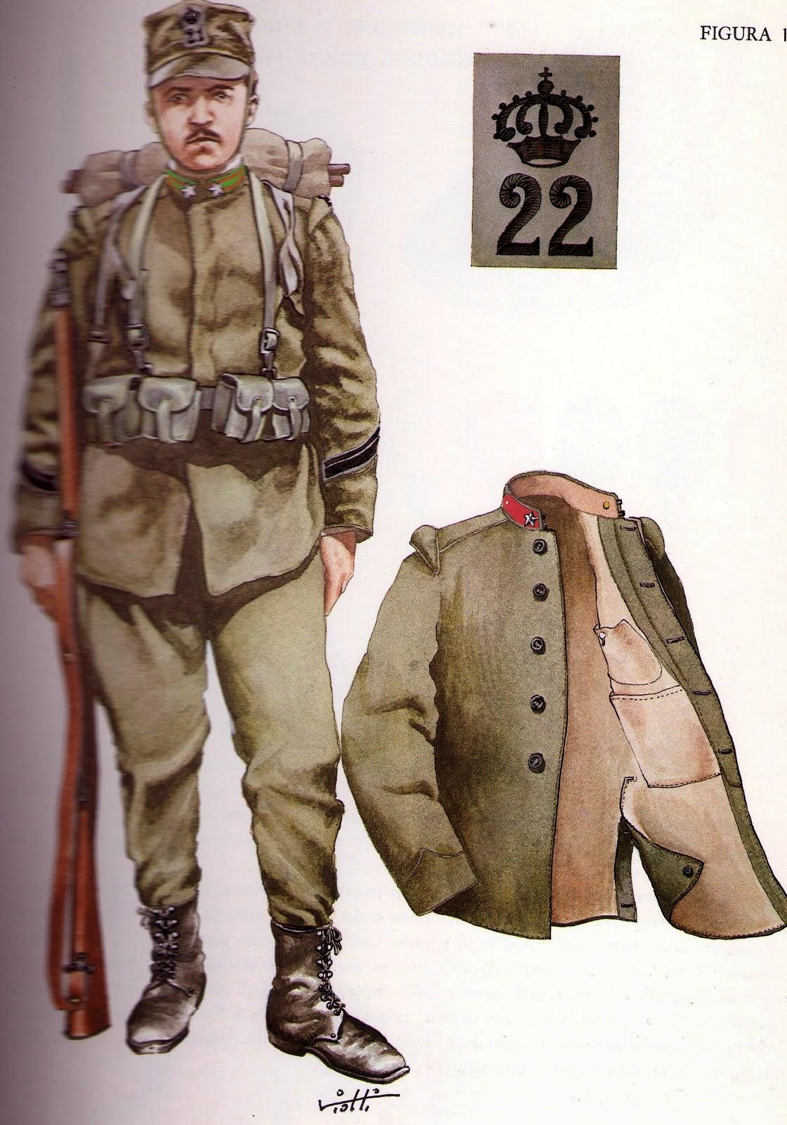Centenario I Guerra Mondiale.