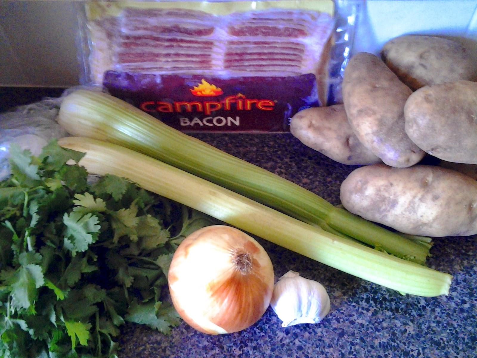 potato soup ingredients