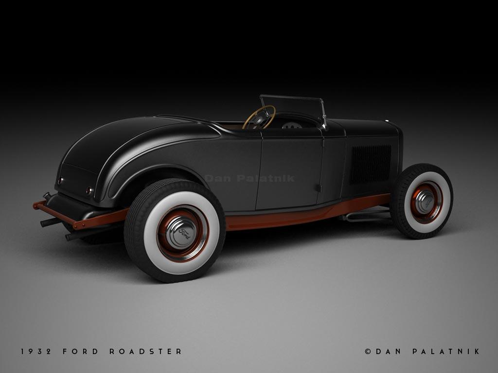 A Garagem Digital de Dan Palatnik | The Digital Garage Project: 1932 ...
