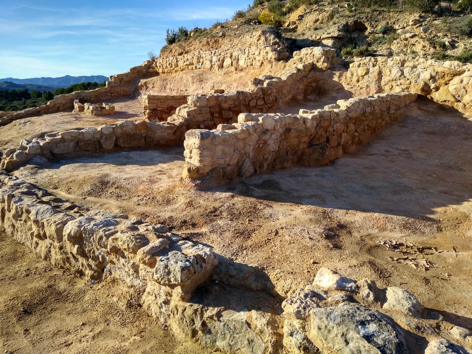 Ibers a Sebes, poblat i necròpolis