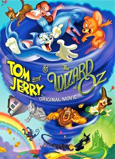 Imagen1%257E17 Tom Y Jerry Y El Mago De Oz (2011) [DVDRip] Español Latino