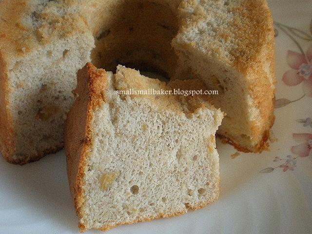 Small Small Baker Aspiring Bakers 13 Banana Chiffon