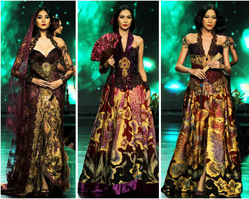 KEBAYA KARYA ANNE AVANTIE | Kintamaniz & All about purple