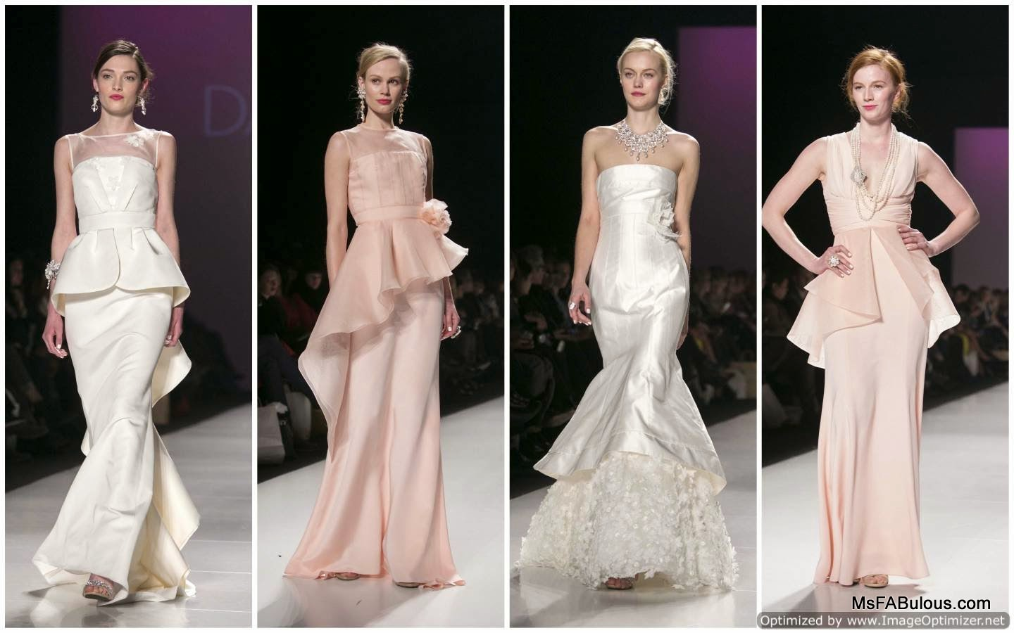 toronto bridal fashion