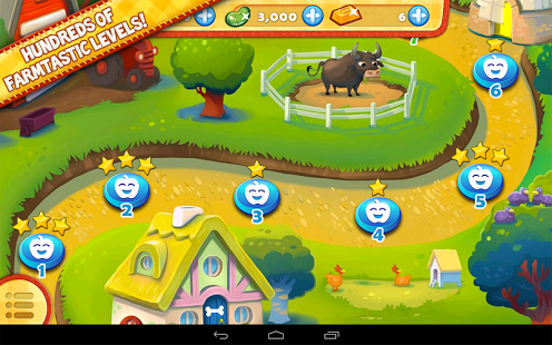 full android  game unlimited coins and beans