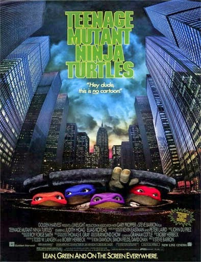 Ver Las Tortugas Ninja (Teenage Mutant Ninja Turtles) (1990)