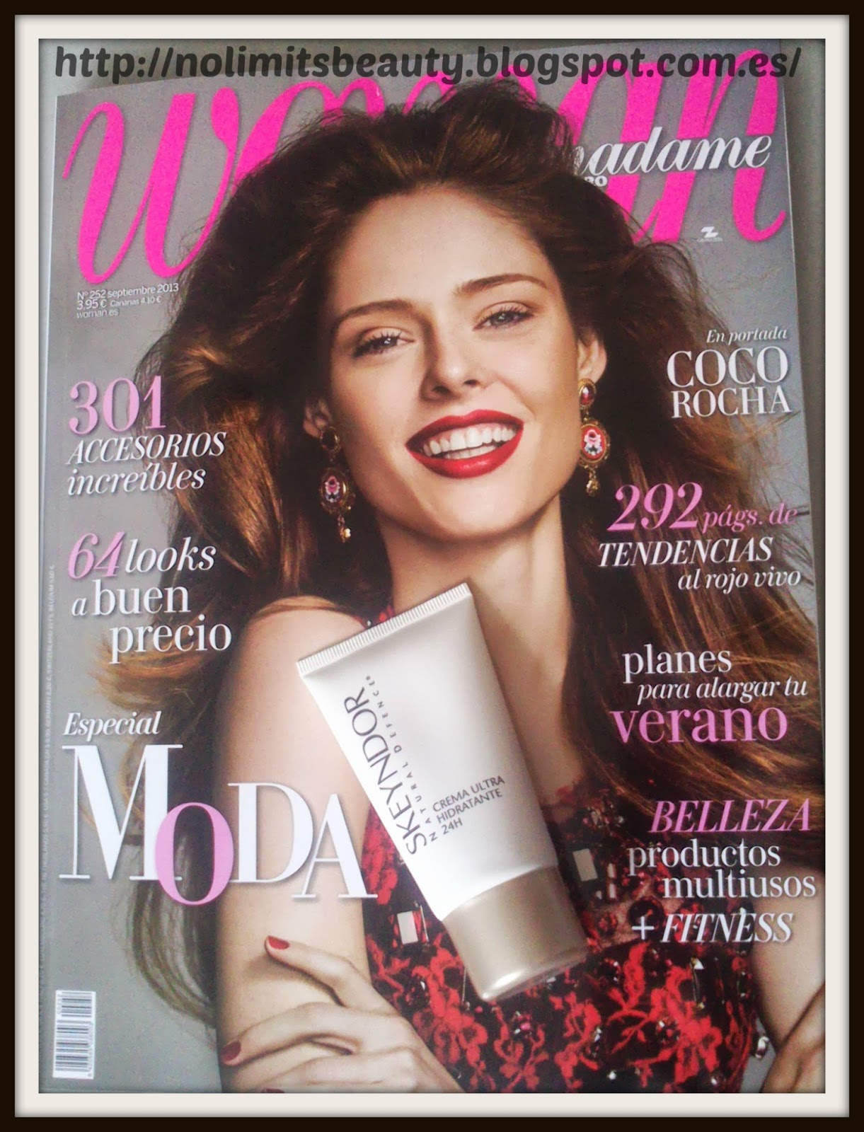 Revista H Noviembre 2013 Revista woman septiembre