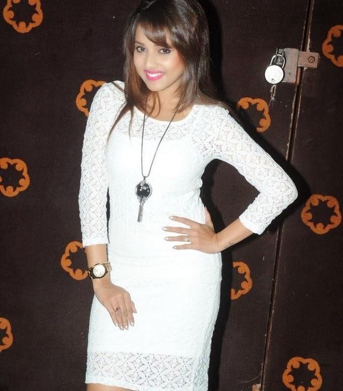 Pamela Mondal Stills at Tippu Movie Audio Launch