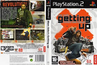 Download Game Marc Ecko's Getting Up - Contents Under Pressure PS2 Full Version Iso For PC | Murnia Games